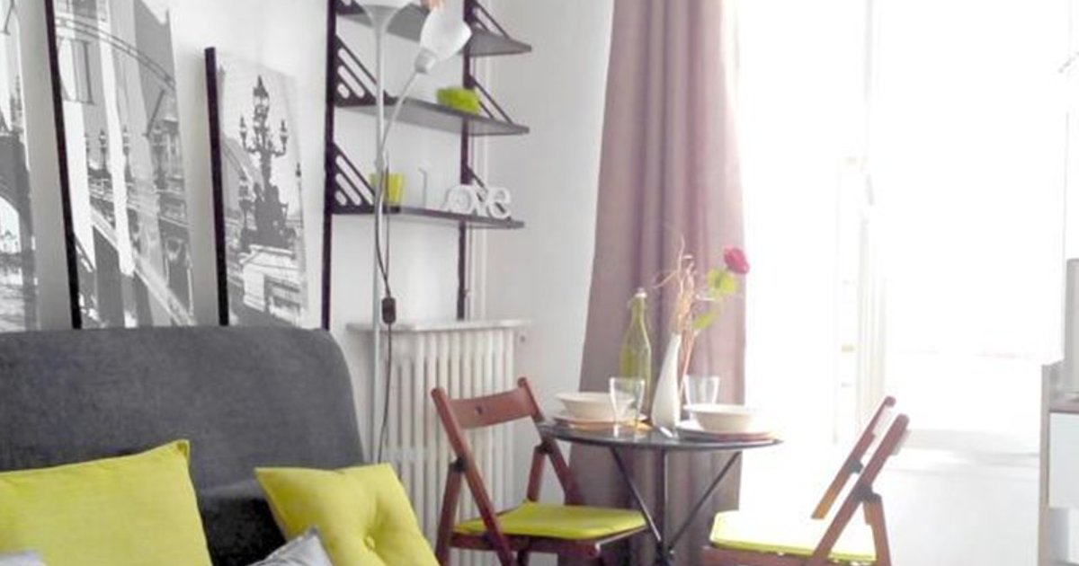 Appartement Eiffel Tower area