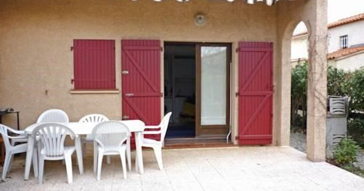 Holiday Home Les Brigantines Saint Cyprien