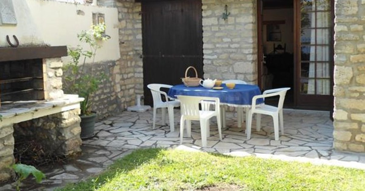 Holiday Home Saint Georges St Georges D Oleron