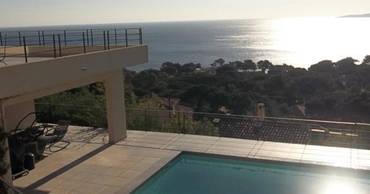 Sea View Villa Sainte Maxime