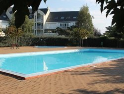 Guerande hotels with swimming pool