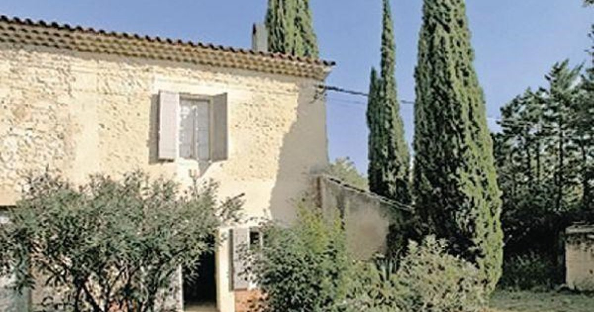 Holiday home St Remy de Provence H-873