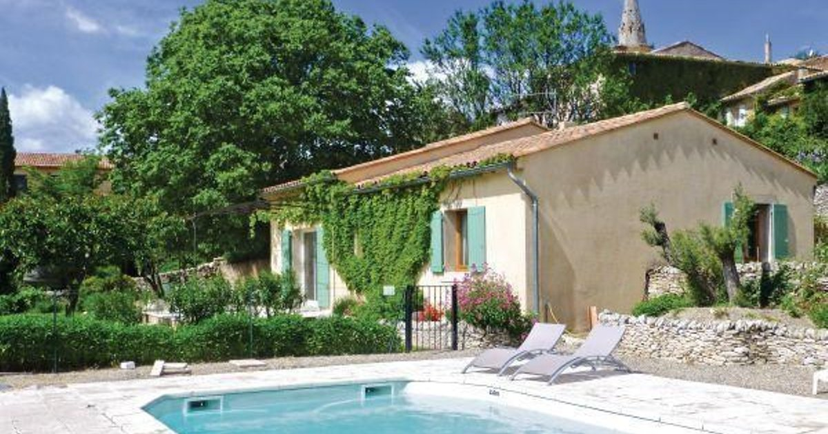 Holiday home St. Saturnin-les-Apt 42