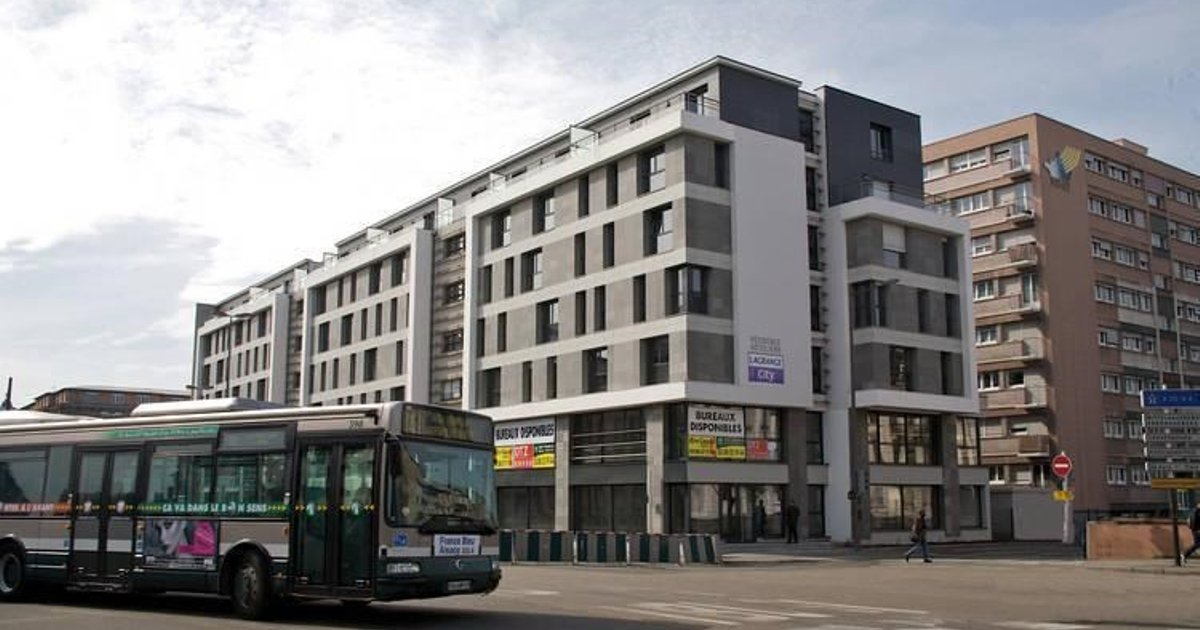 Holiday Home Strasbourg City Strasbourg I