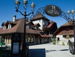 The most expensive Talloires hotels