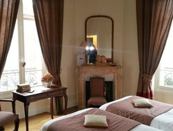Top-6 romantic Troyes hotels