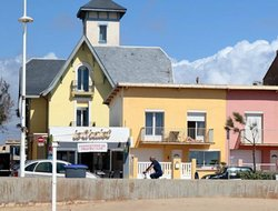 Valras-Plage hotels with sea view