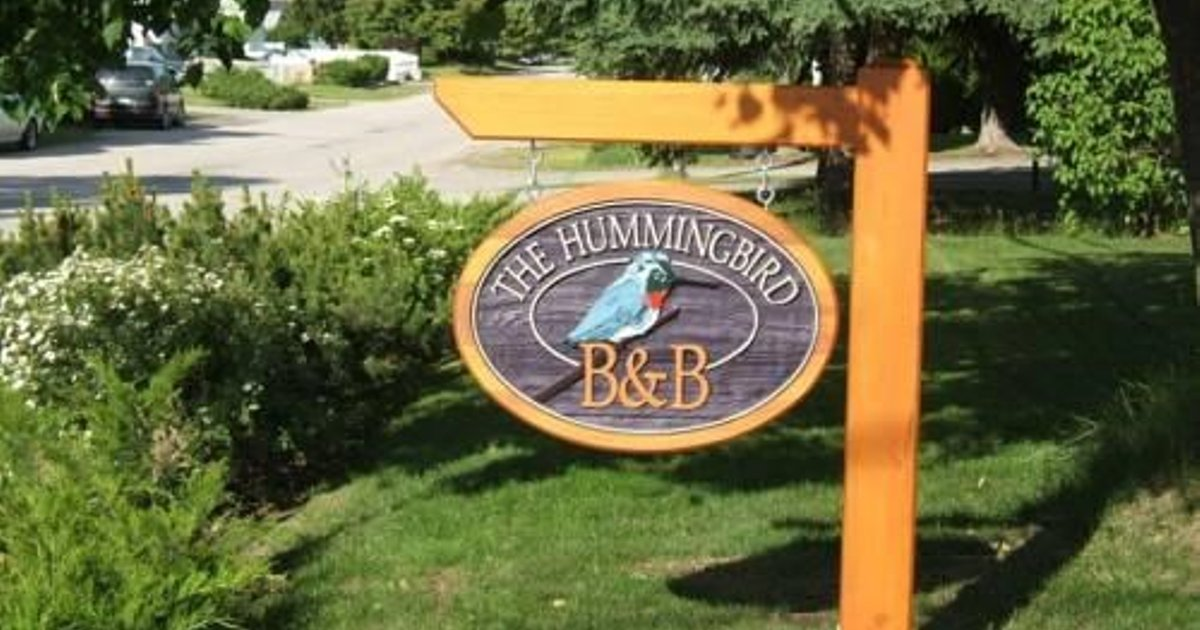 Hummingbird Bed and Breakfast
