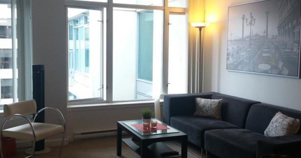 Mode Suites Rentals Pacific Centre Suites