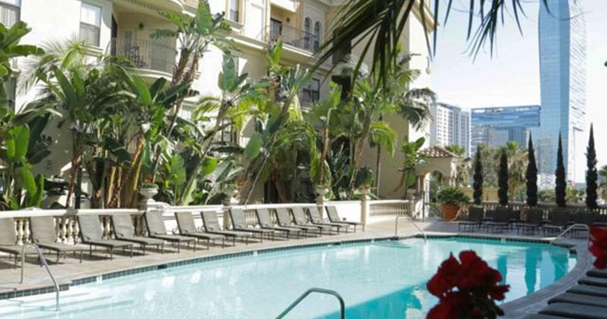 Downtown Resort Style Vacation Apartment, Unit 2L