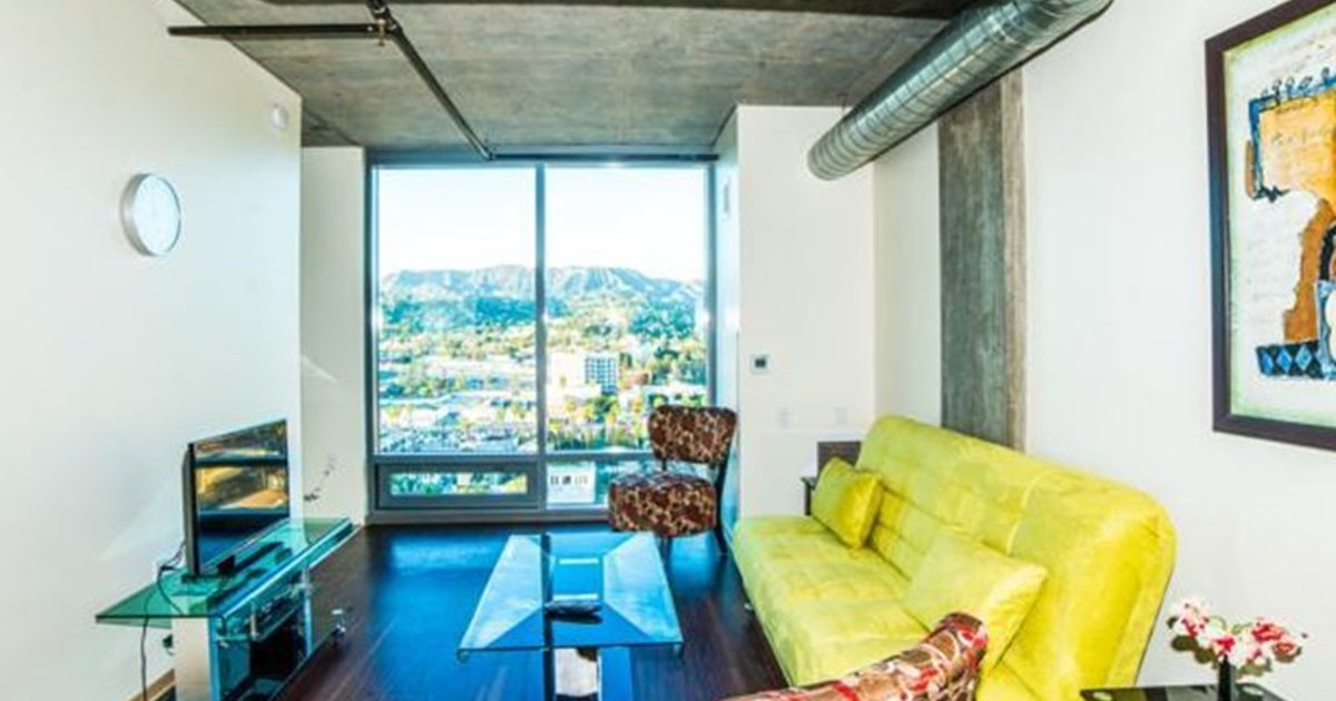 Hollywood Garbo Apartment