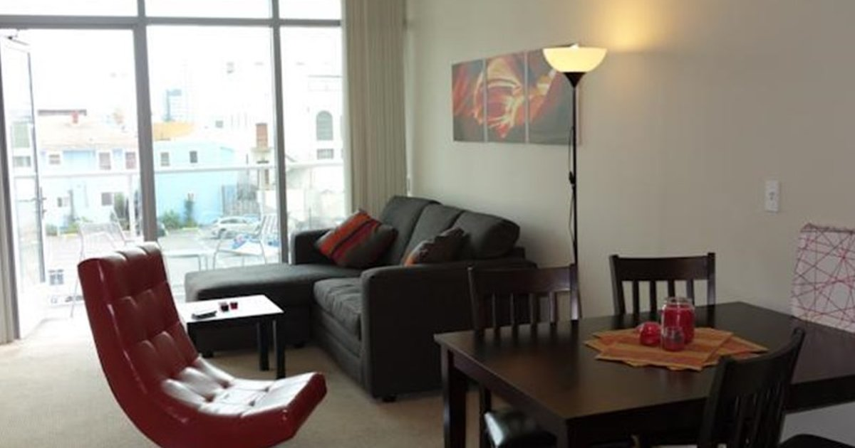 One-Bedroom Apartment in Downtown San Diego
