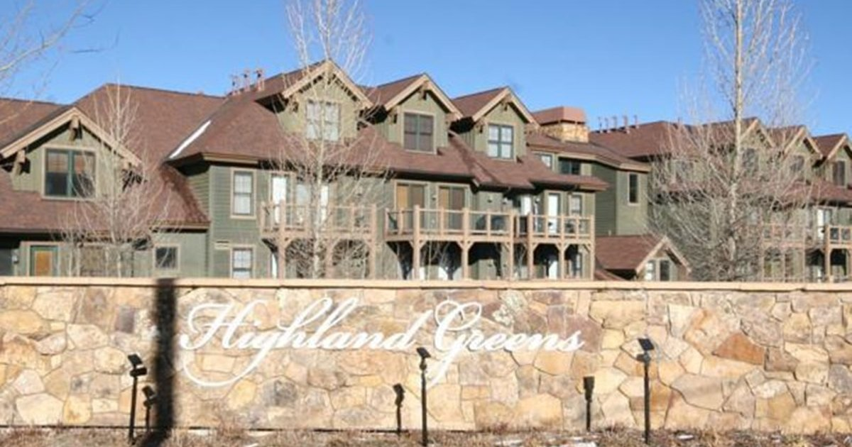 Highland Greens Lodge 210 by Colorado Rocky Mountain Resorts