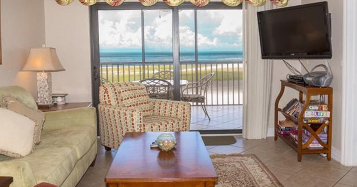 CARLOS POINTE 413 BY VACATION RENTAL PROS