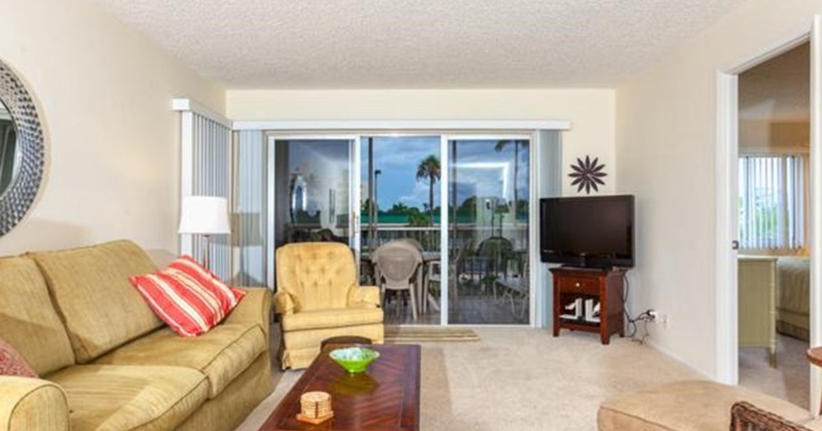 Sand Caper 202 By Vacation Rental Pros