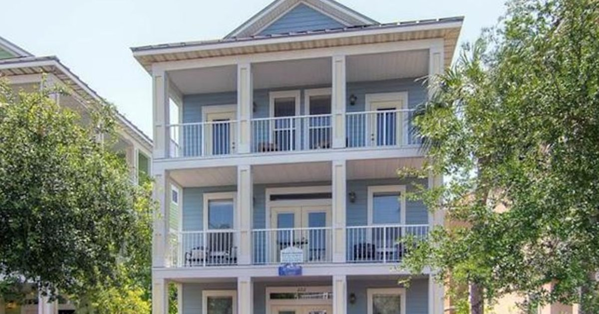 Beach Orchid 6 Br Home Rjv 1517