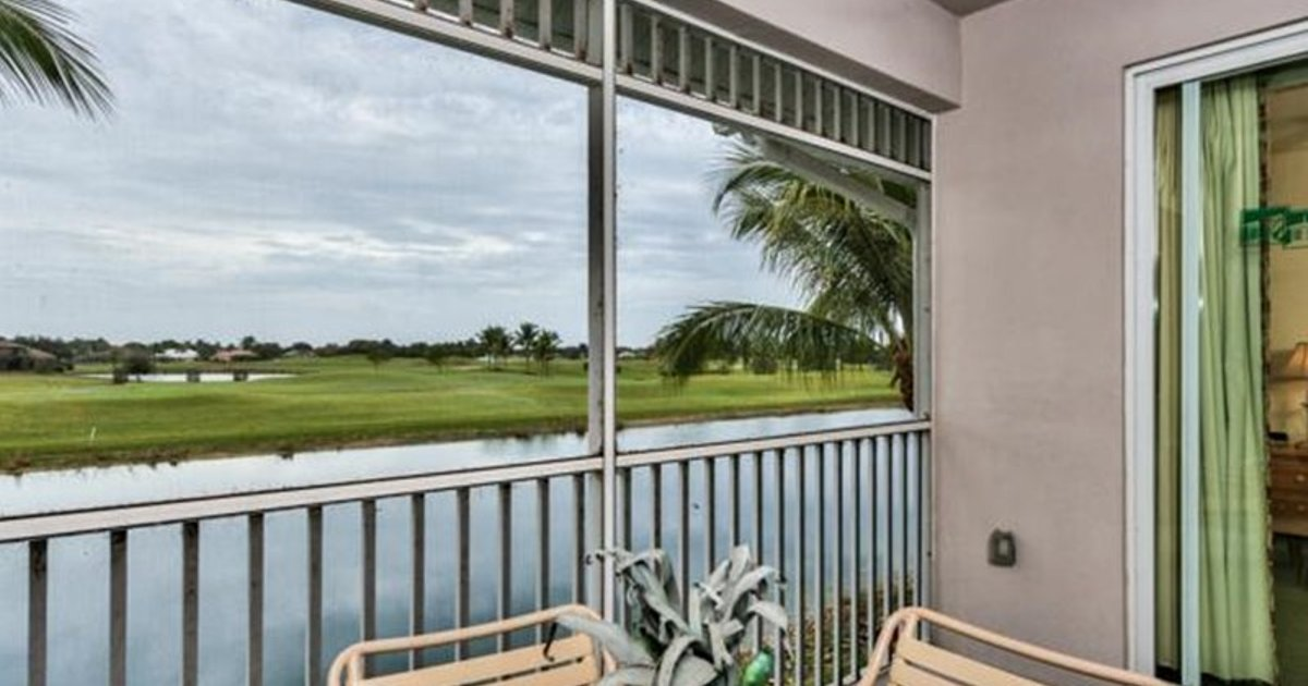 Messina Golf Condo at the Lely Resort