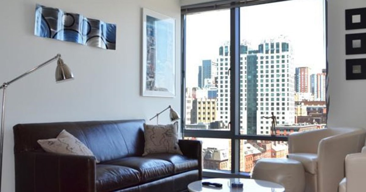 South End Luxury 8Th Fl By Spare Suite