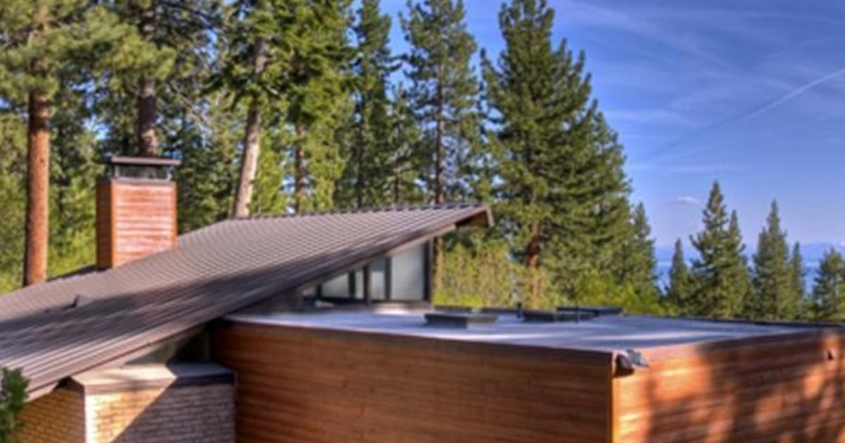 RedAwning Lake Tahoe Mountain Escape
