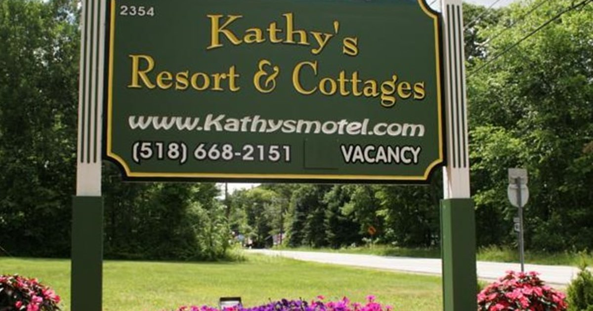 Kathys Resort & Two-Bedroom Chalet - Cabin E