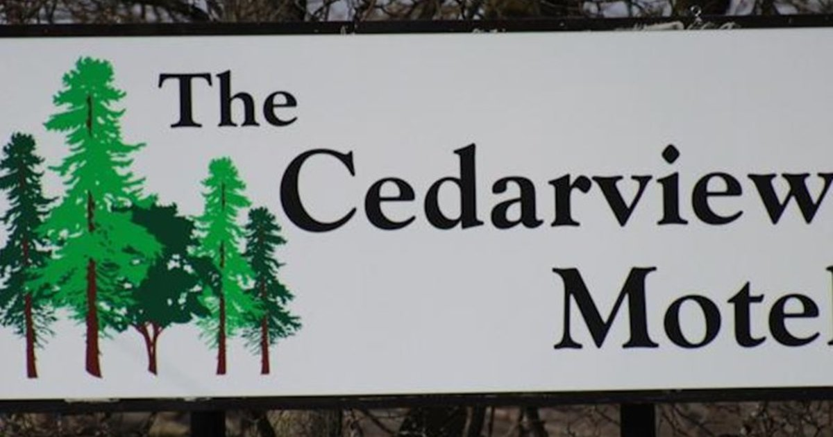 The Cedarview Motel