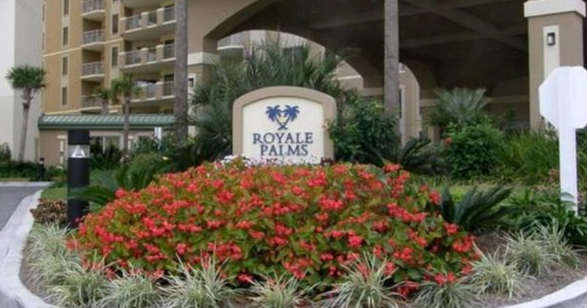 RedAwning Royale Palms 2307