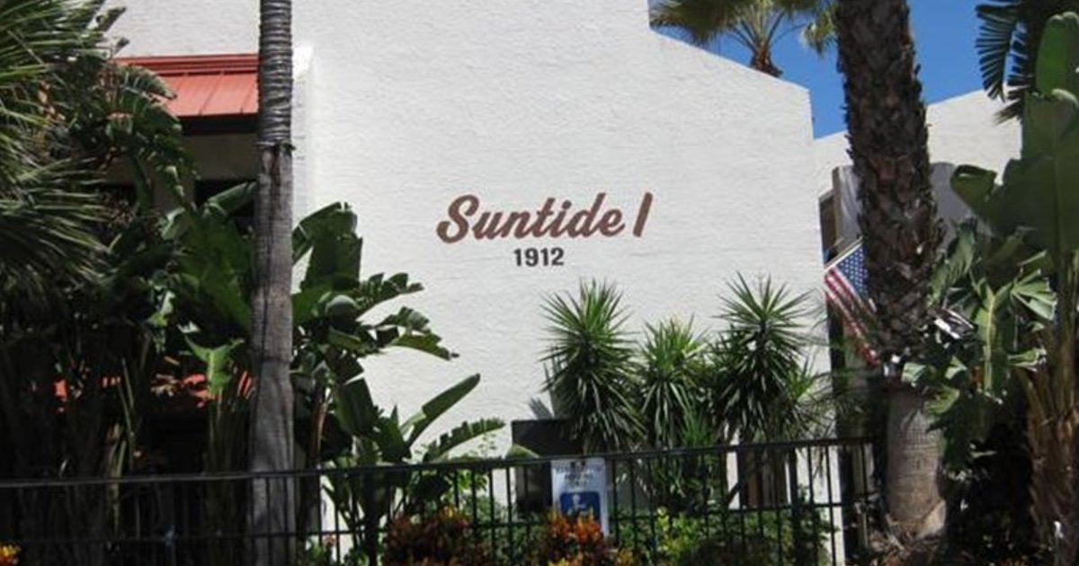 Suntide I Condominiums - by Island Services