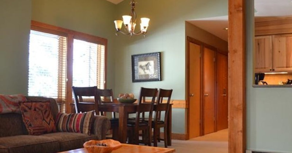 TETON VILLAGE TWO BEDROOM CONDOMINIUMS BY JACKSON HOLE REAL ESTATE COMPANY