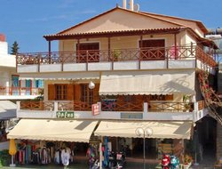 Agia Pelagia hotels with sea view