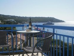 Aegina Island hotels with sea view