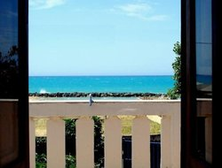 San Leone hotels with sea view