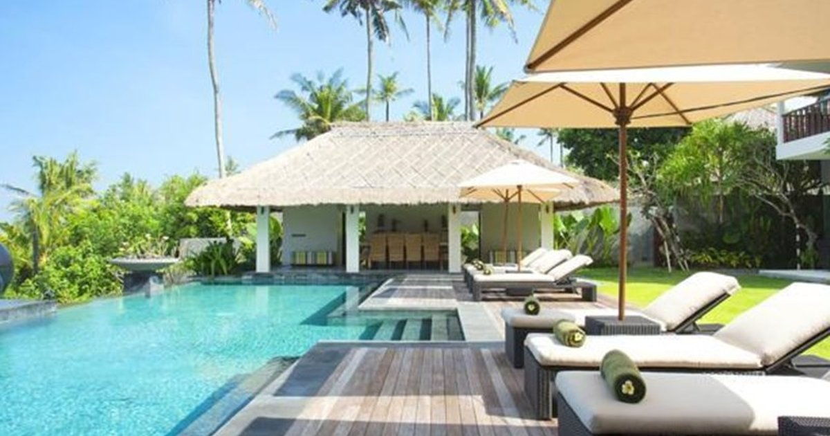 Seseh Beach Villa - an elite haven