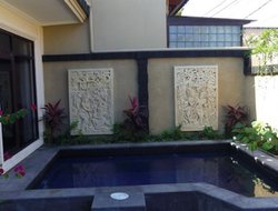 Sanur hotels with swimming pool