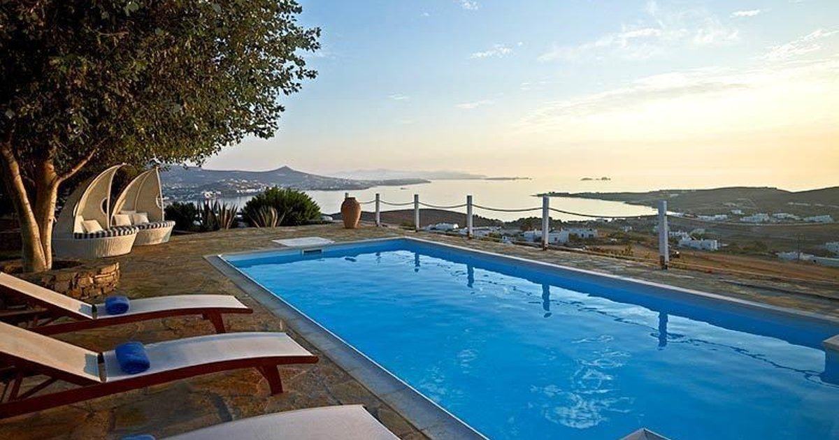 Villa in Parikia Paros II
