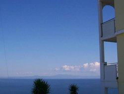 Afitos hotels with sea view