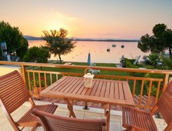 Vourvourou hotels with sea view