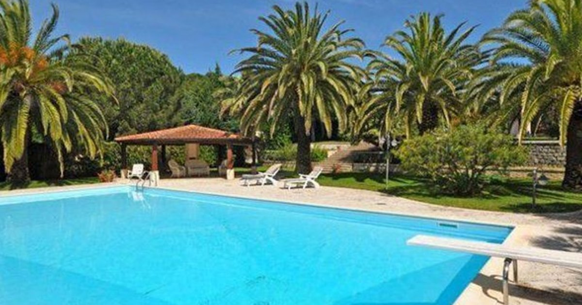 Holiday home in Marina Di Campo with Seasonal Pool