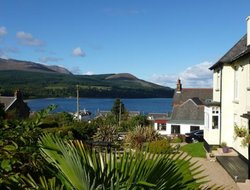 Top-4 romantic Brodick hotels