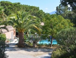 St. Florent hotels with swimming pool