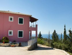 Agios Nikitas hotels with sea view