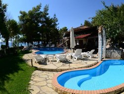 Ligia hotels with sea view