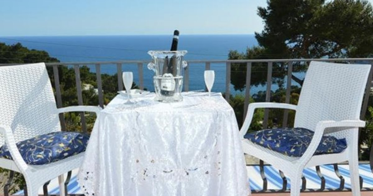 Capri Luxury Sea View Villa