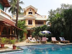 Goa hotels for families with children
