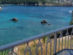 Paleokastritsa hotels with sea view