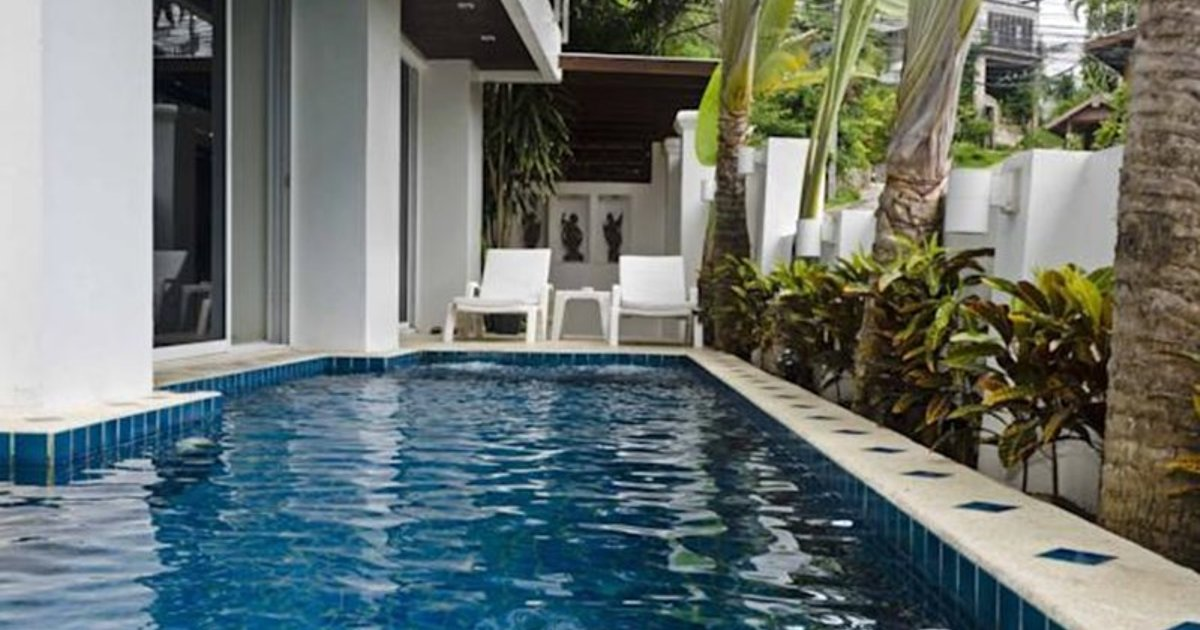 The 4 bedroom White Villa Patong