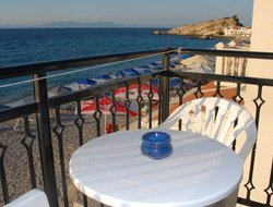Kokkari hotels with sea view