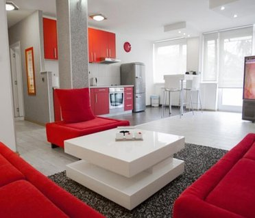 Apartment Red