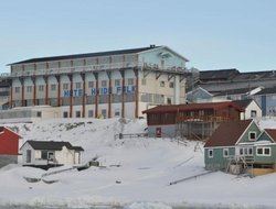 Greenland hotels with sea view
