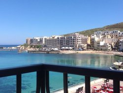 Gozo Island hotels with sea view