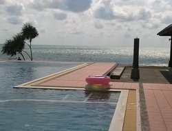 Khanom hotels with sea view
